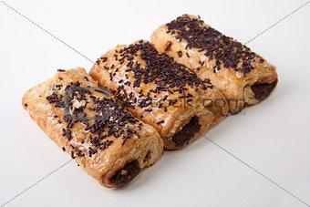 Pain au chocolat pastry