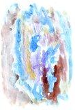 Multicolor Watercolor Paint