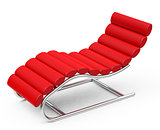 the red lounger
