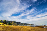 Sunny Beach in Northern California