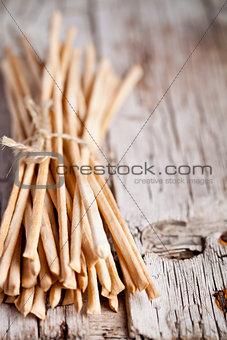 bread sticks grissini torinesi
