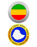 button as a symbol map ETHIOPIA