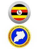 button as a symbol map UGANDA