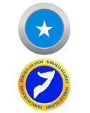 button as a symbol SOMALIA ISLANDS