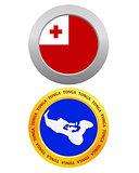 button as a symbol TONGA