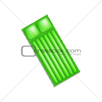 Air mattress in green design