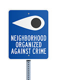 Neighborhood against crime