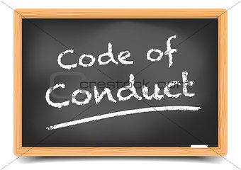 Blackboard Code of Conduct