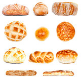 Various Bread Types