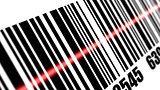 Scanner scanning barcode