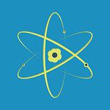 Atom cut-out