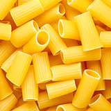 Rigatoni background