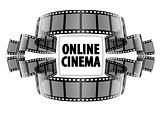 Online cinema video film