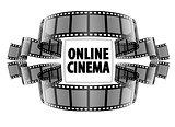 Online cinema video film