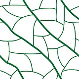 Seamless mesh pattern