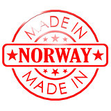 Made in Norway red seal