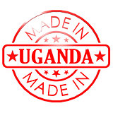 Made in Uganda red seal
