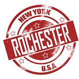 Rochester stamp
