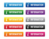 Information buttons