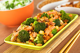 Vegetable Stir-Fry Thai-Style