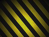 Caution Strips.