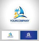 Boat Yacht Logo Design