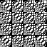 Design seamless checked geometric pattern