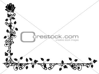 Antique Frame ornaments Vectors 4