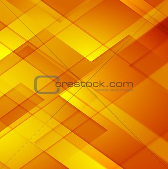 Bright abstract geometric tech background