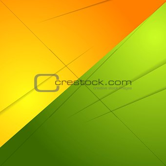 Abstract contrast corporate background