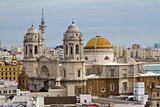 Cadiz Cathedral is a Roman Catholic church in Cadiz