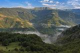 The Mehedinti Mountains, Romania