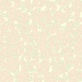 Textured  background with beige rose