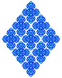 artistic ottoman pattern series seventy six