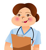 nurse cartoon 2