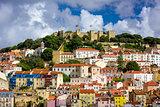 Lisbon, Portugal Castle