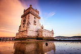 Belem Tower of Lisbon