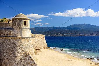 Corsica, France at Citadel Miollis
