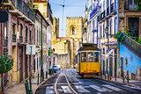 Lisbon Street Car