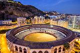 Malaga, Spain Cityscape