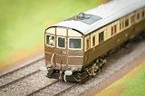 model train carriage