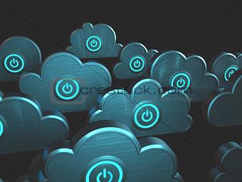 Power Cloud Computing