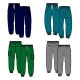 Four pants