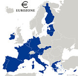 Eurozone Countries Outline