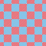 Lined squares seamless pattern, vector background. EPS8