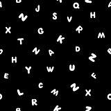 ABCD pattern black