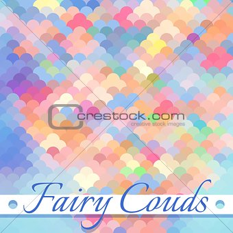 Fairy Clouds Background