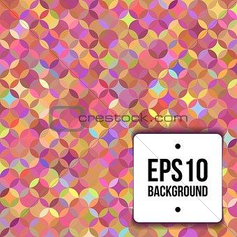 Bright Multicolored Pattern
