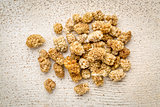 dried white mulberry fruit