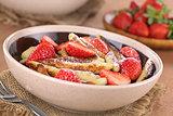 Schupfnudeln with Fresh Strawberries